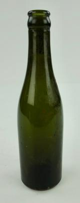 British WW2 Glass Bottle  (probably a Beer or Lemonade)